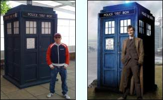 Chris vs. The Doctor